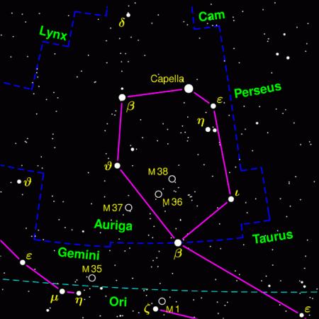 Звезда Капелла