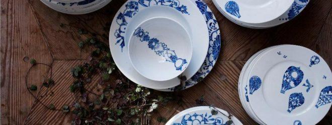 Столовая посуда. Что выбрать, фарфор, фаянс или керамику?