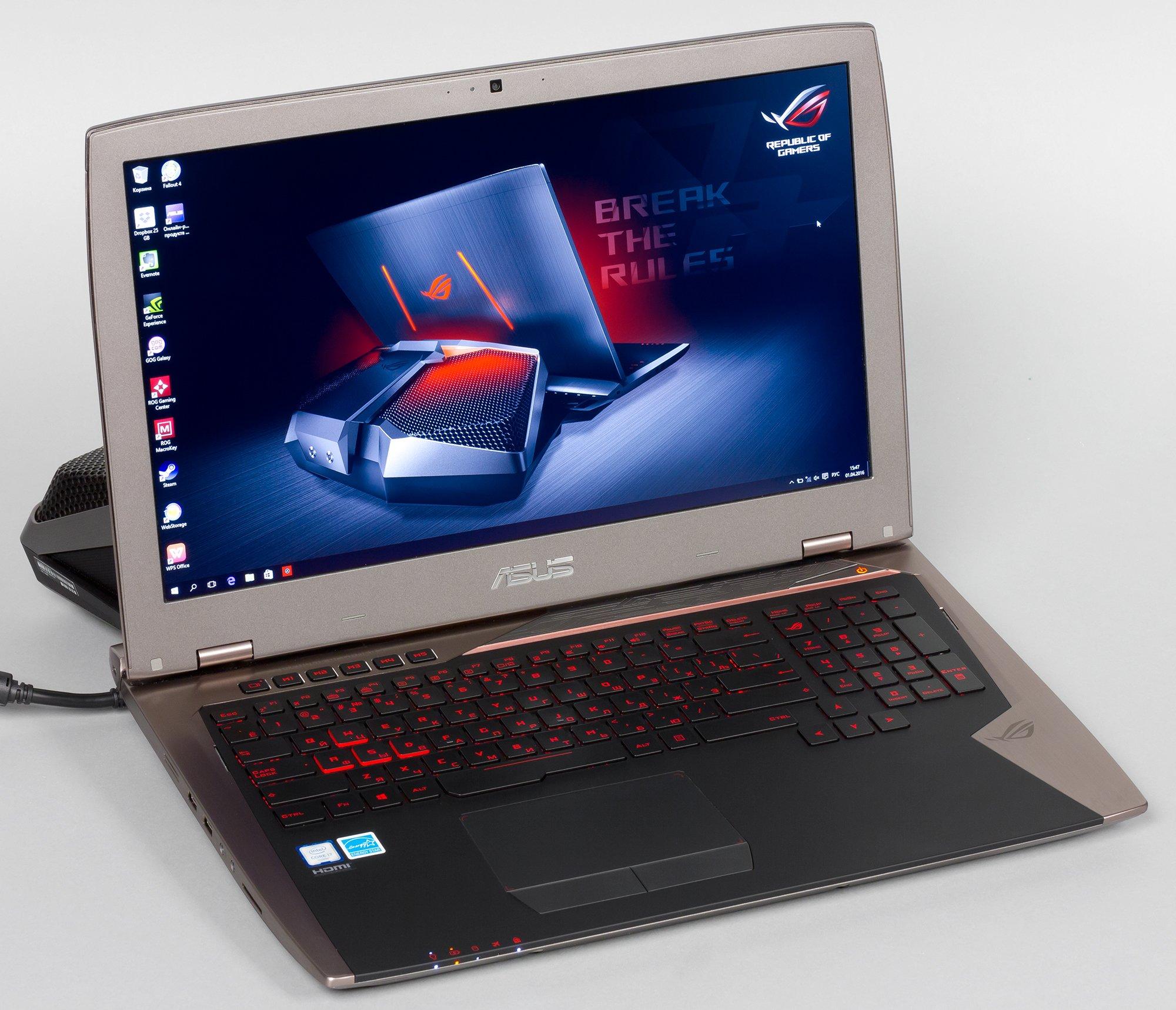 Из-за чего может зависать ноутбук?