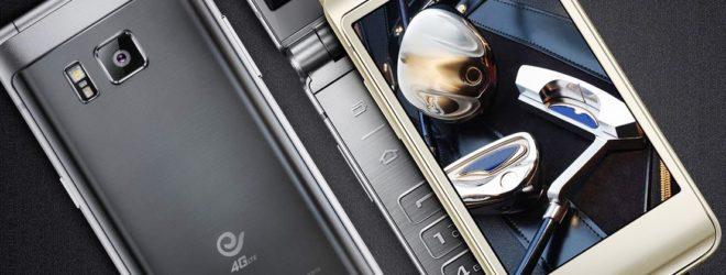 Телефоны-раскладушки вновь пытаются вернуться на рынок гаджетов