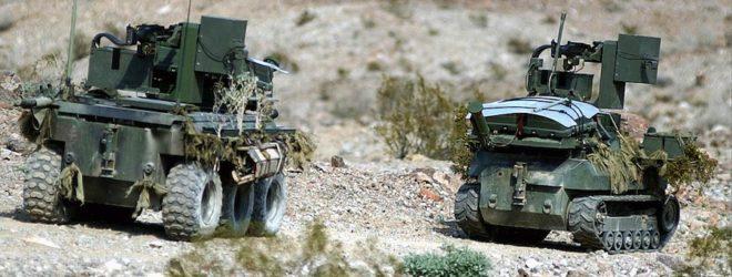 6 самых впечатляющих военных роботов, о которых мы узнали за последнее время