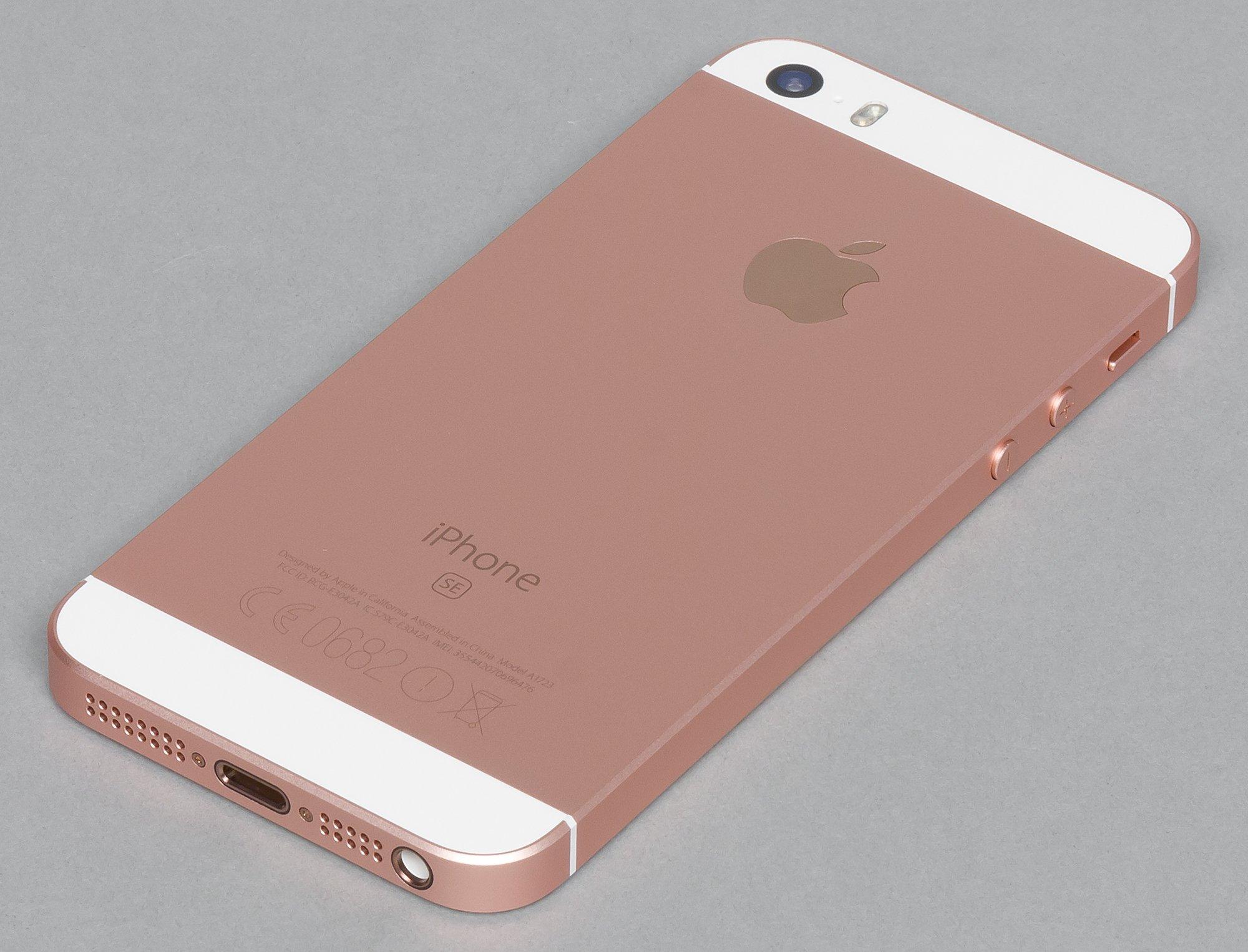 Обзорная характеристика смартфона iPhone 5s
