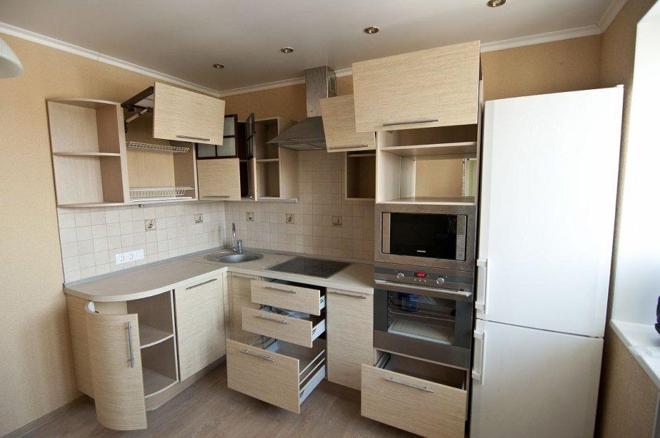 Правила сборки кухонной мебели