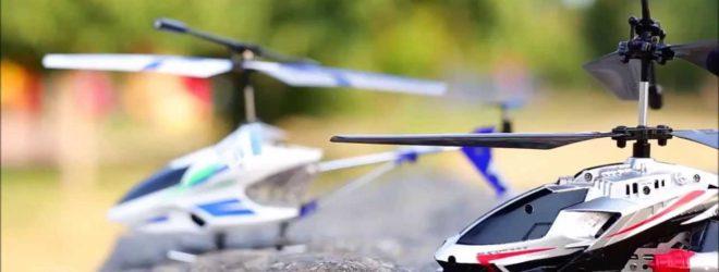 Радиоуправляемые вертолеты — мечта мужчины в любом возрасте