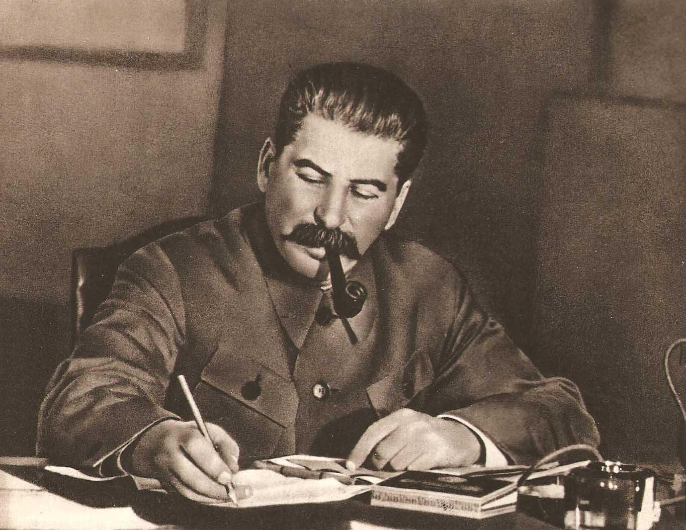Байки и исторические рассказы про товарища Сталина