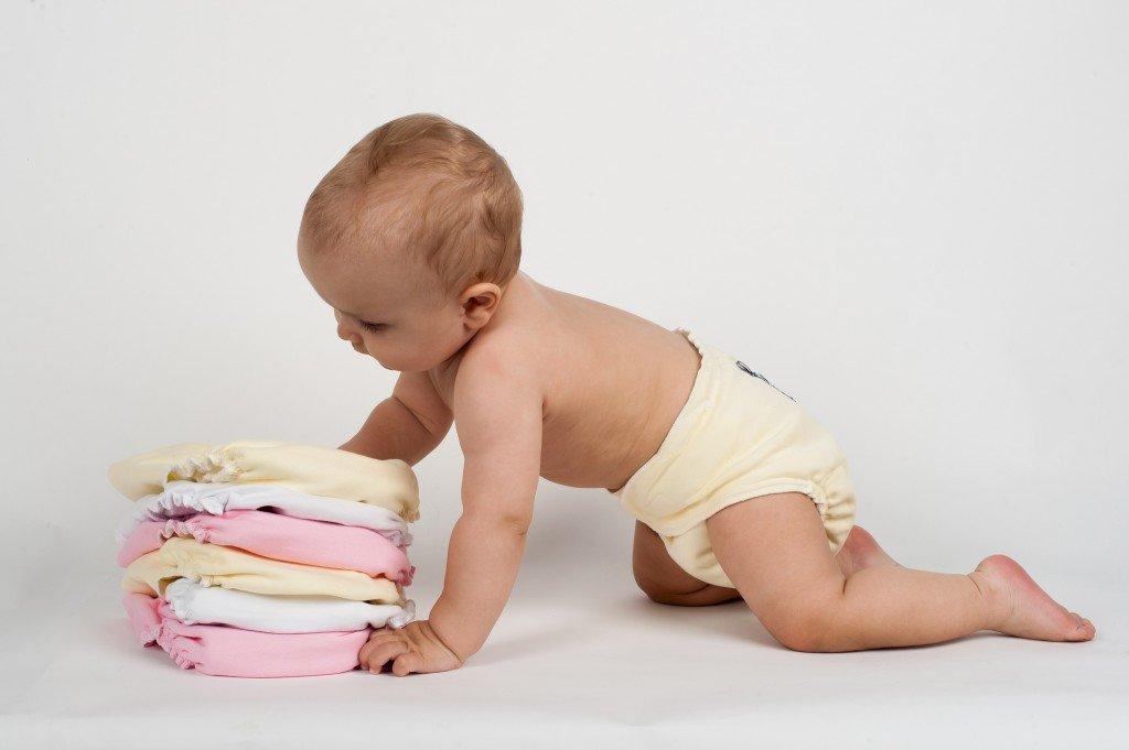 Отучаем ребенка от памперсов (подгузников)
