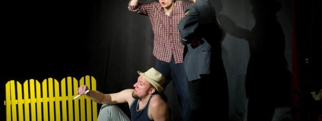 Принципы актерского мастерства