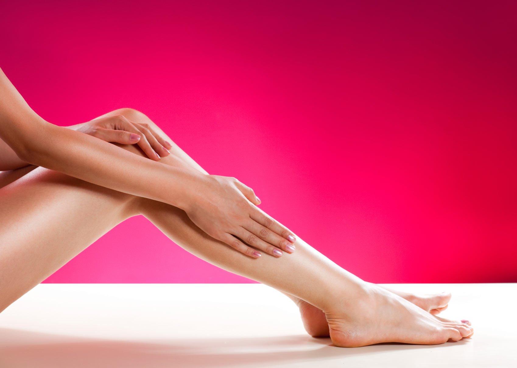 Эпиляций ног
