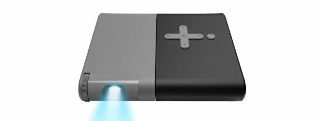 Пико-проектор уменьшается до карманных размеров