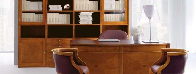 Мебель для кабинета из Италии