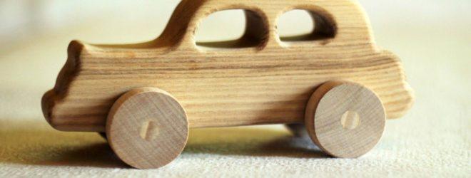 Деревянные игрушки нашего времени