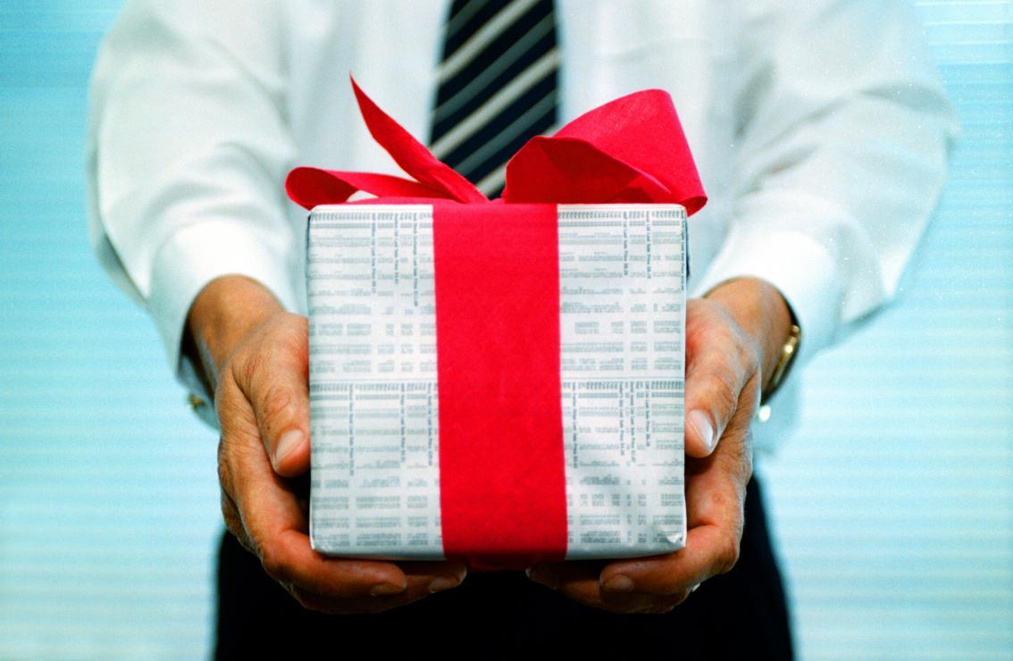 Как подарить правильный подарок