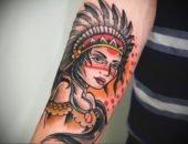 Искусство татуировки, или необычная, но такая притягательная красота