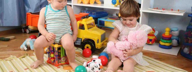 Правильный подбор детских игрушек