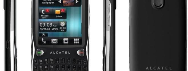 Мобильные телефоны Alcatel