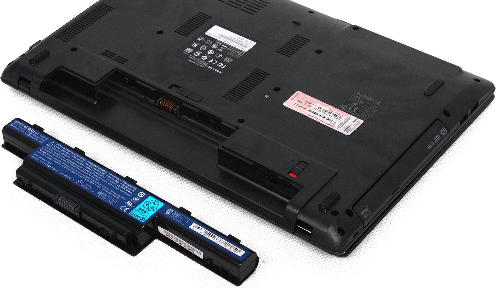 Рекомендации по продлению жизни аккумулятора ноутбука