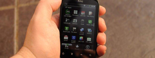Обзор смартфона HTC Explorer