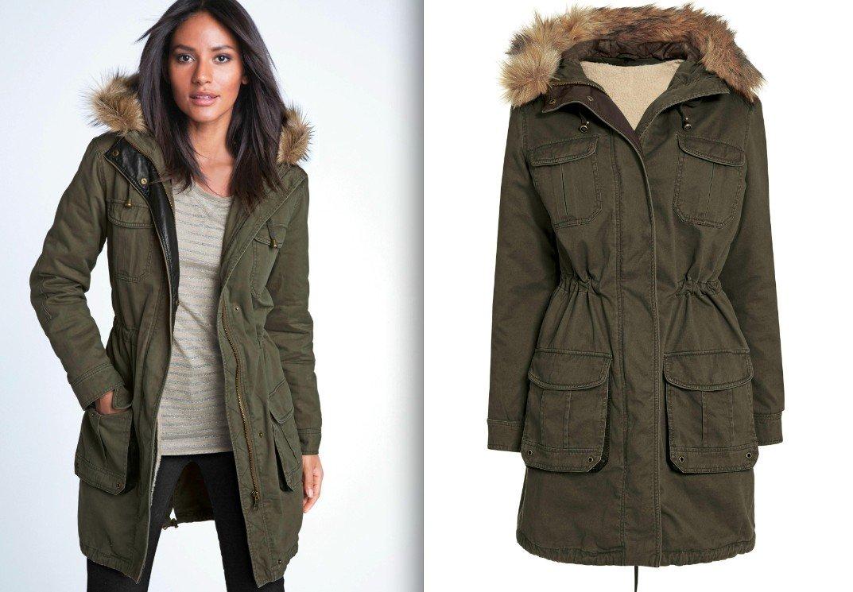Выбираем модную женскую куртку