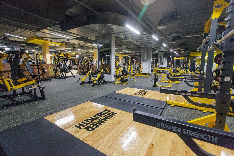 Выбираем хороший фитнес-клуб для занятий спортом