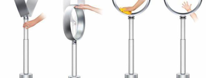 Напольный безлопастной вентилятор: особенности и преимущества
