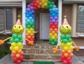 Воздушные шары для оформления праздников