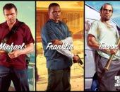 Главные персонажи игры Grand Theft Auto 5