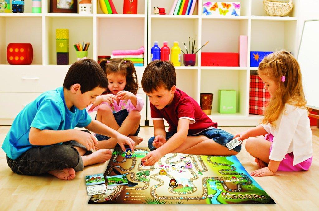 В какие игры играют дети