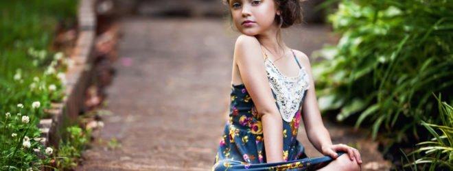 Выбираем платье для ребенка