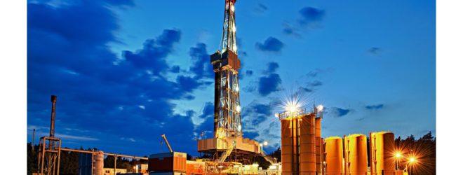 Бурение нефтяных скважин