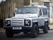 Краткий обзор внедорожника Land Rover Defender
