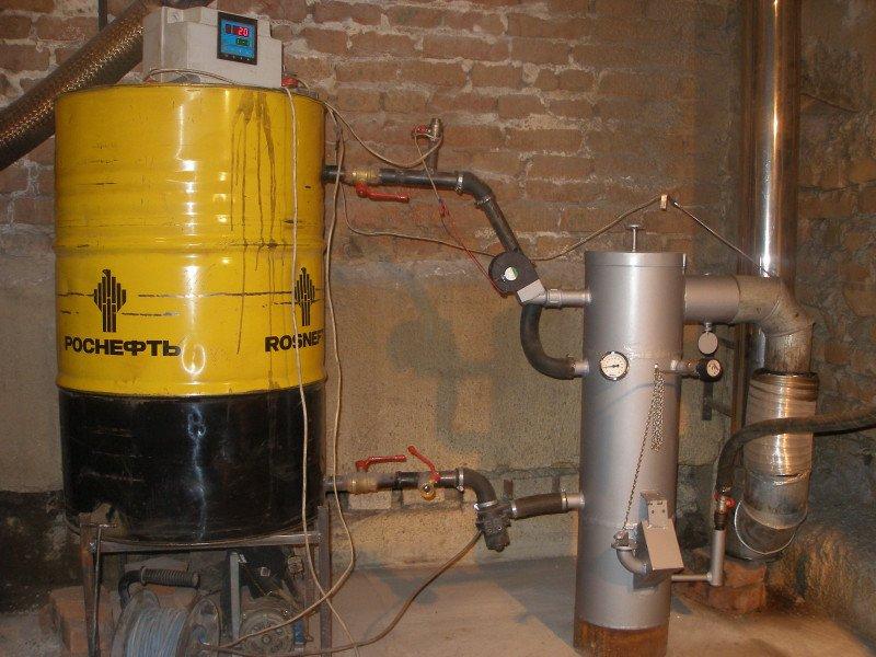 Чистим газовый котел от загрязнений