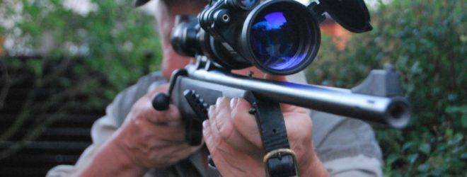 Насадки ночного видения для прицельной стрельбы