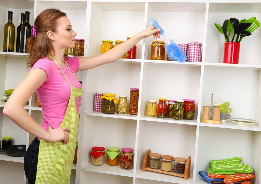 Уборка квартиры. Советы для женщин