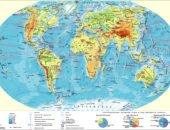 10 самых странных географических карт, которые мы когда-либо видели