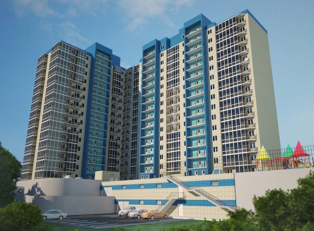Жилые комплексы в Иркутске