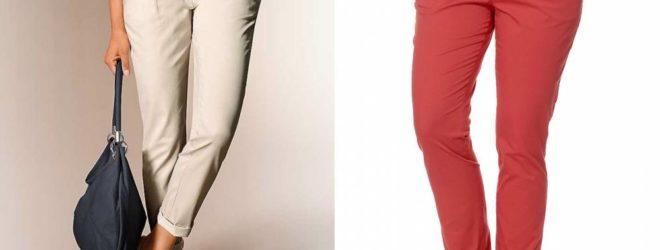 Брюки-чинос для женщин: стиль и комфорт