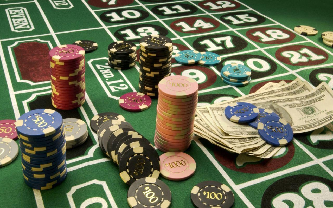 Онлайн казино – эволюция в мире азарта