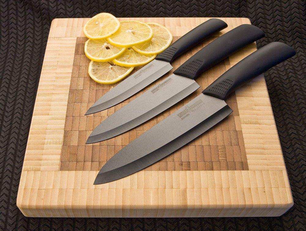Как сделать керамический нож
