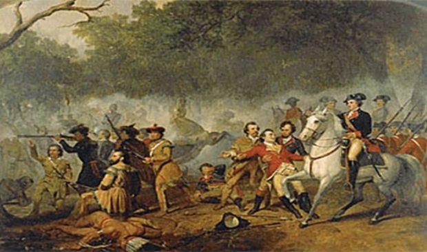 колонизация америки