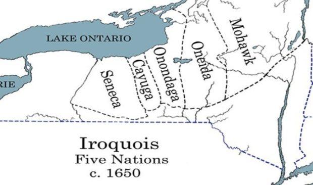 конфедерация ирокезов