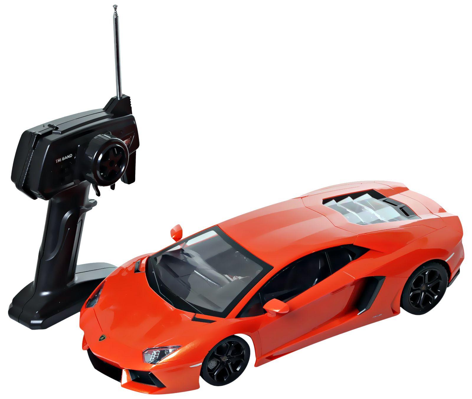 Машины на радиоуправлении