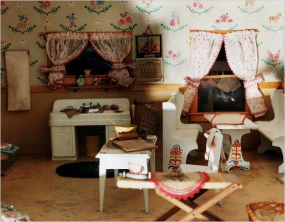 Смертоубийственный кукольный домик