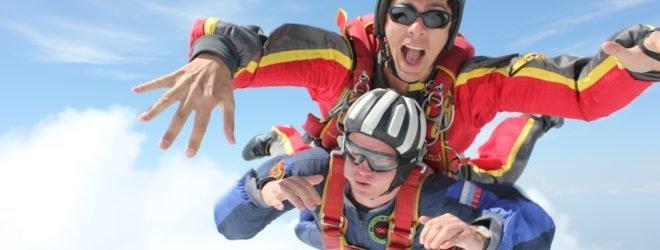 Подготавливаемся к прыжкам с парашютом