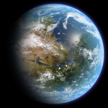 Терраформированный Марс