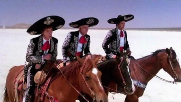 Кадр из фильма Три амигос