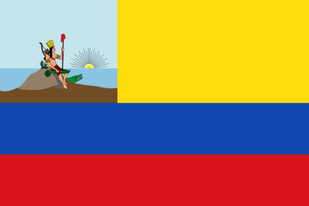 Флаг Венесуэлы (1811)