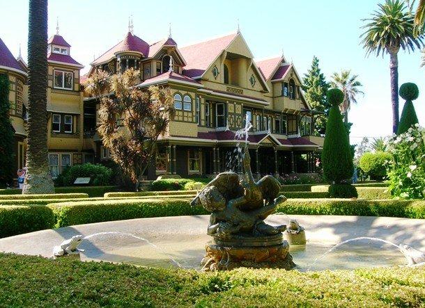 Загадочный дом Винчестеров