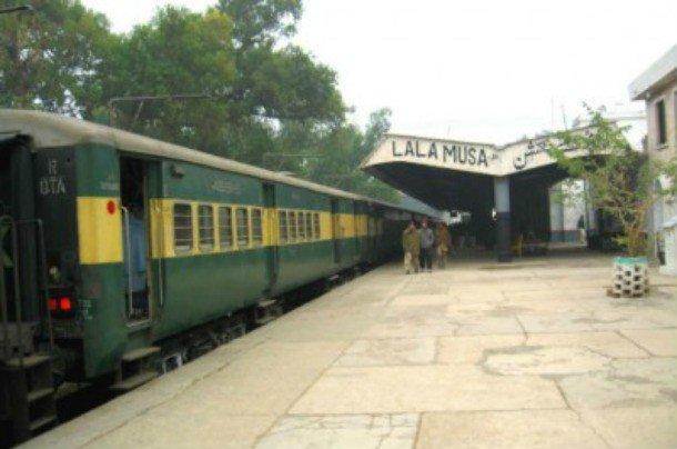 Авария на железной дороге Суккура
