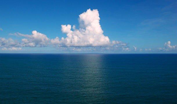 Клад на дне океана