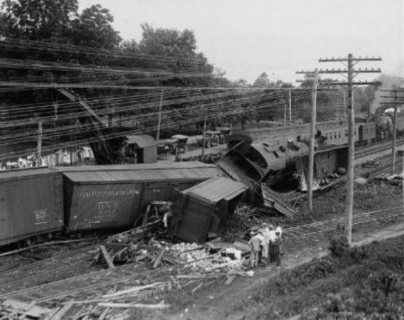 Несчастный случай на станции Кьюреа